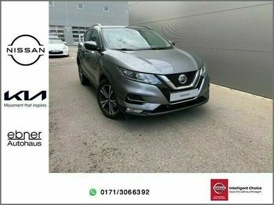 gebraucht Nissan Qashqai N-Way 4x4 | KUNDENAUFTRAG | Kamera | Nav