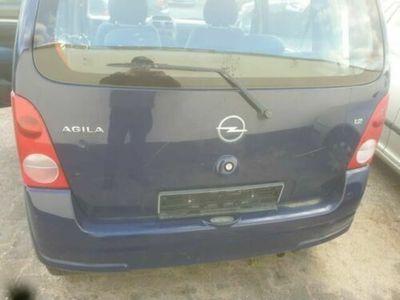 gebraucht Opel Agila Njoy