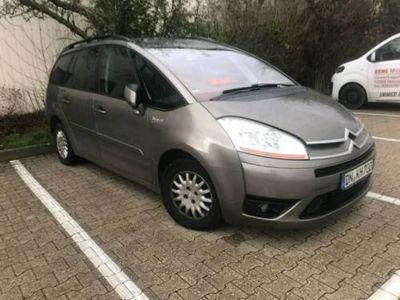 gebraucht Citroën C4 Picasso 1.6 TÜV 2020/ 7 Sitzer Automatik / BITTE LESEN