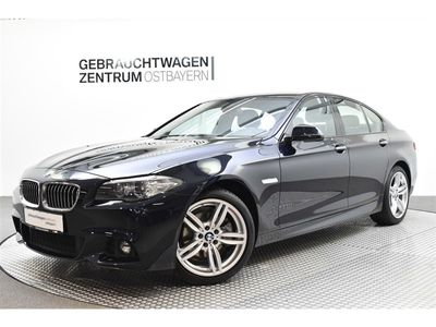 gebraucht BMW 520 d xDrive Aut. M Sport+Leder+LM19+HUD+NaviProf