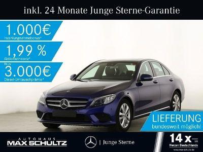 gebraucht Mercedes C220 d Avantgarde*Spur-P.*LED*Kamera*Navi