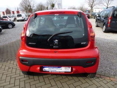 gebraucht Peugeot 107 Petit Filou -1. Hand !-