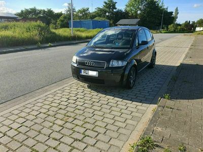 gebraucht Audi A2 1.4 - 5 Sitzer zugelassen (selten!)