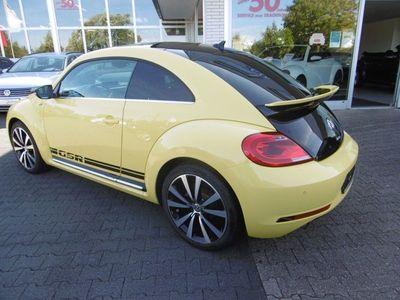usado VW Beetle GSR 2.0 TSI DSG NAVI / XENON / PANORAMA / KEYLESS