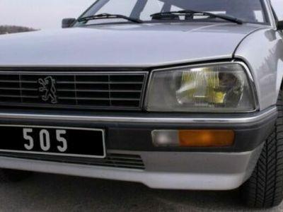 gebraucht Peugeot 505 Break GRi - Lederausstattung
