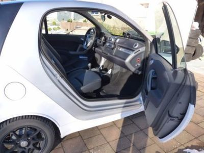 gebraucht Smart ForTwo Coupé passion 84 PS BRABUSPAKET