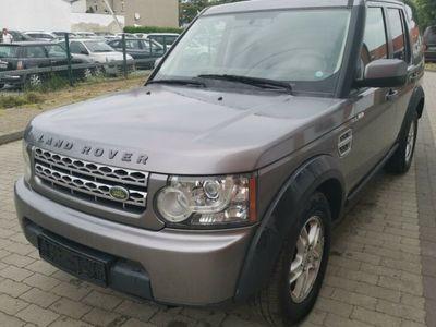gebraucht Land Rover Discovery 2.7 TDV6 SE