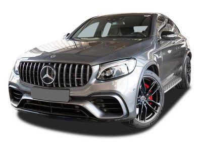 gebraucht Mercedes GLC63 AMG AMG S 4M+ COMAND NAVI LED 2,99% EFF* EU6