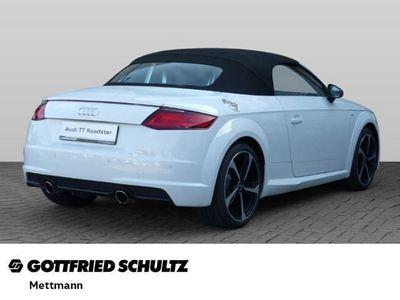 gebraucht Audi TT Roadster 1.8 TFSI 6-Gang S line Navi+ LED - Klima,