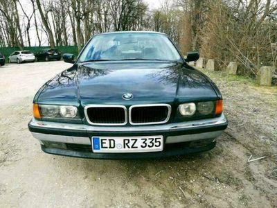 gebraucht BMW 728 7 E38 i. Mit TÜV! Kupplung Ok!