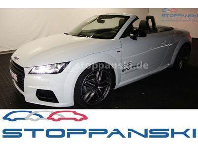 gebraucht Audi TT Roadster 1.8 TFSI S-tronic S-LINE