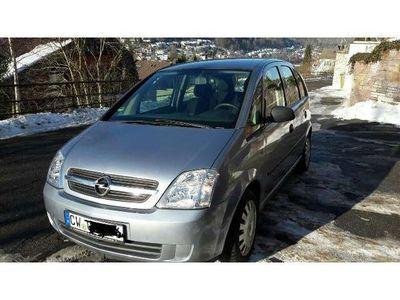 gebraucht Opel Meriva 1.6 16V (Essentia)