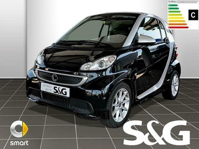 gebraucht Smart ForTwo Coupé mhd 52 kW PASSION Panodach/Sitzhzg