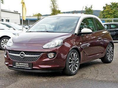 gebraucht Opel Adam Glam 1.4 Panorama PDCv+h LED-hinten LED-Tag