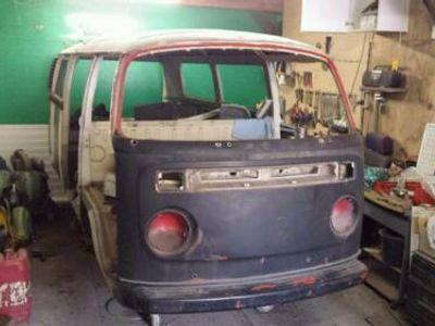 gebraucht VW T2 b T2b Bulli Fensterbus