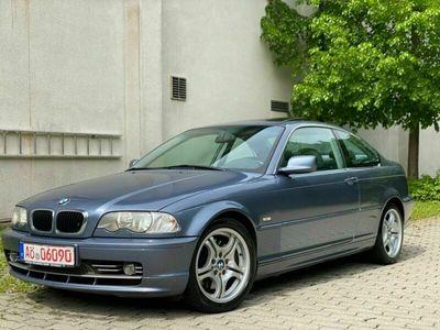 gebraucht BMW 330 Ci Coupe SCHALTER/XENON/NAVI/LEDER/GLASDACH