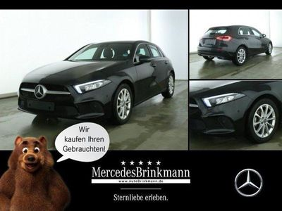 gebraucht Mercedes A200 PROGRESSIVE/LED/NAVI/SHZ Parktronic/Klima