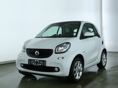 gebraucht Smart ForTwo Coupé twinamic passion Pano.-Dach Sitzhzg