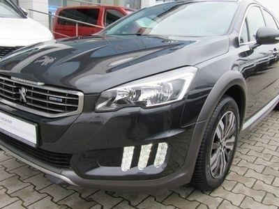gebraucht Peugeot 508 RXH BlueHDi 180 EAT6 S&S