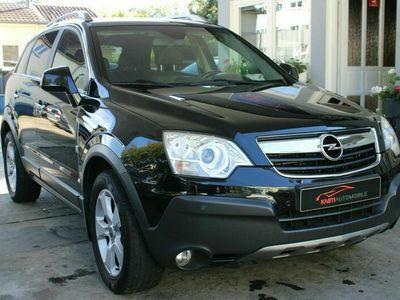 gebraucht Opel Antara Cosmo 4x4 Leder/Klima/Navi