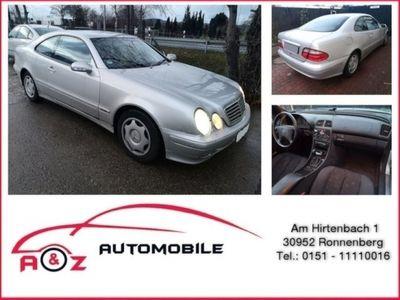 gebraucht Mercedes CLK200 CLK Coupe 200**avantgarde**Xenon**Klima