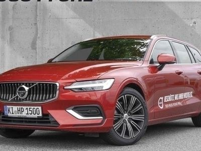 gebraucht Volvo V60 D3 Inscription, Neupreis 53.400,-