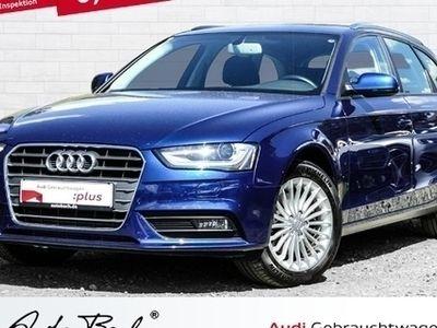 gebraucht Audi A4 Avant Attraction 2.0 TDI 110 kW (150 PS) 6-Gang