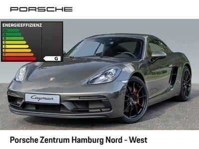 gebraucht Porsche 718 Cayman GTS 4.0 Navigation Tempomat 20-Zoll