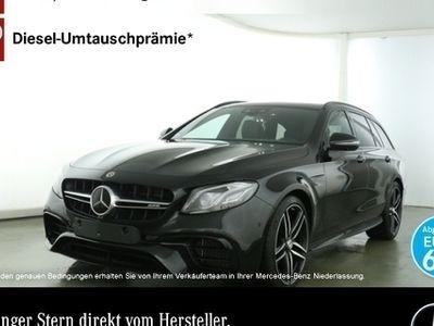 used Mercedes E63 AMG T 4M Keramik Driversp Fahrass 360°