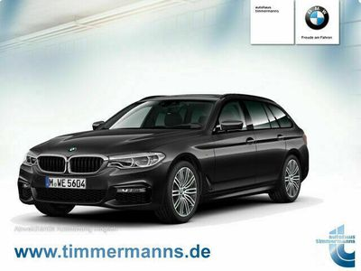 gebraucht BMW 540 540xDrive Touring M Sportpaket Innovationsp.