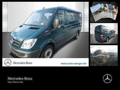 gebraucht Mercedes Sprinter 313CDI KA PARKTRONIC+KLIMA+JUNGE STERNE
