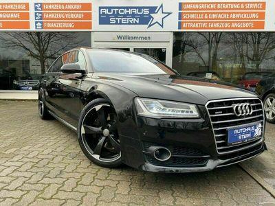 gebraucht Audi A8L 4.2 TDI qu./LED/Navi/Pano/S Line/Massage
