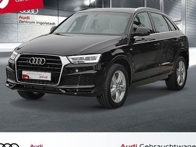 used Audi Q3 sport 1.4 TFSI cylinder on demand 110 kW (150 PS) S tronic