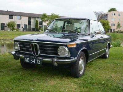 käytetty BMW 2002 / 02 Automatic 1972 - Leder Ausstattung