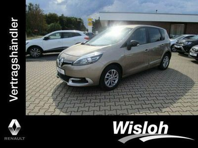 gebraucht Renault Scénic 1.2 TCe 115*PDC*Nebel*Sitzheizung*