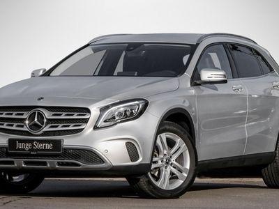 gebraucht Mercedes GLA220 d 4M Urban+LED+Kamera+Navi+PDC