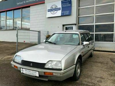 gebraucht Citroën CX 25 Break Familiale TGI, H-Zulassung