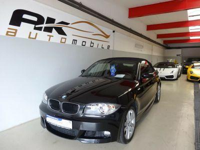 gebraucht BMW 123 Cabriolet 123d M Paket Leder PDC Bluetooth