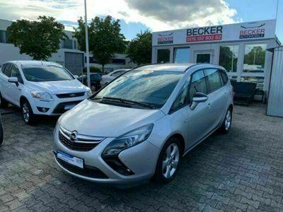 gebraucht Opel Zafira Tourer C Edition Top Zustandt
