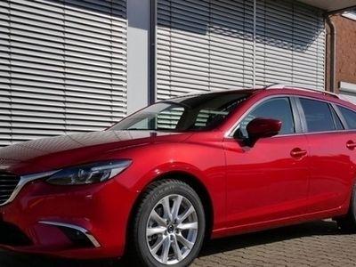 gebraucht Mazda 6 5T 2.0L 145 PS FWD EXCLUSIVE-L. + NAVI