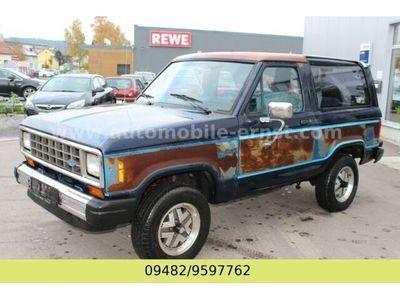 gebraucht Ford Bronco *Allrad*dt. Zulassung*