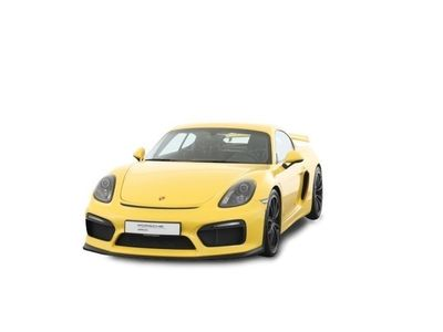 gebraucht Porsche Cayman 3.8 Benzin
