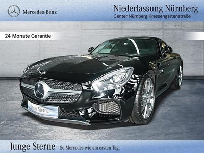 gebraucht Mercedes AMG GT S Keramik Burmester DYNAMIC PLUS Paket