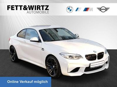 gebraucht BMW M2 Coupe *M Drivers Package* M DKG LED NaviProf.
