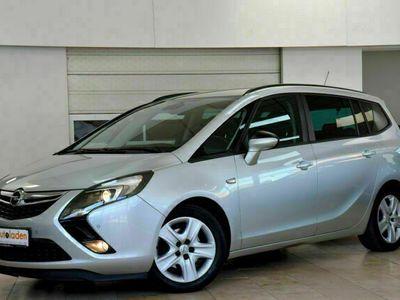 gebraucht Opel Zafira Tourer 1.4 Turbo ecoFLEX S/S *AHK*PDC*LED*TEMPOMAT*