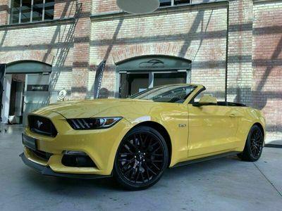 gebraucht Ford Mustang GT 5.0 Convertible Premium2*Unfallfrei