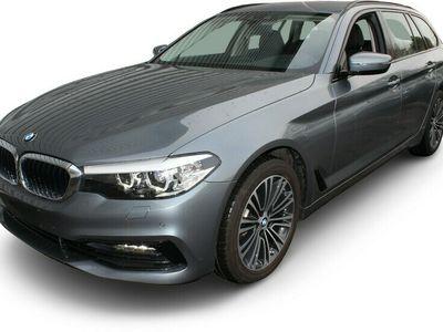 gebraucht BMW 520 i Touring Sportline DAB 18 Zoll Navi