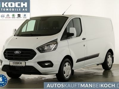 gebraucht Ford Custom Transit2.0 TDCi 320 L2H1 Trend Klima AHK