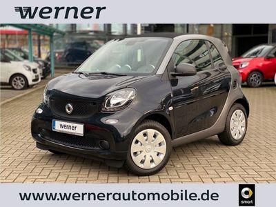 gebraucht Smart ForTwo Coupé 52 kW ~AUTOM~KLIMA~SHZ~SERVO~