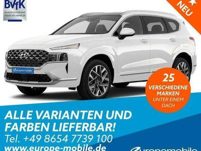 gebraucht Hyundai Santa Fe Luxury (D4) 1.6 T-GDI 230 HEV 4x4 AT6